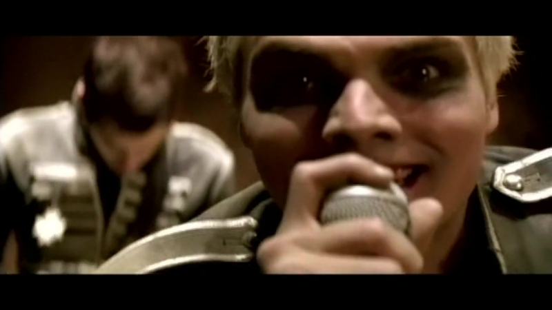 My Chemical Romance - Famous Last Word