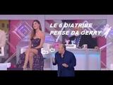 SCANDALOSO GERRY SCOTTI PERDE LA TESTA PER BELEN.