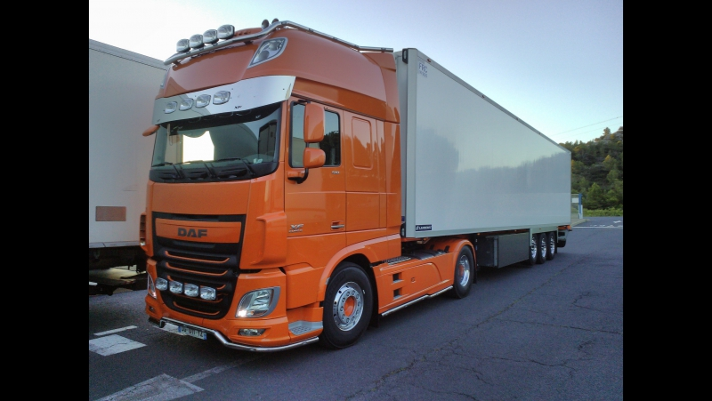 Euro Truck Simulator 2 multiplayer Конвой TRADE - AUX ( Старт: Rostock - Trade-aux Финиш: Oslo - Renar)