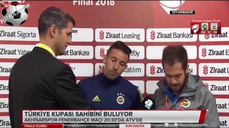 Akhisarspor Fenerbahçe Aykut Kocaman, Okan Buruk, İsla röportajı