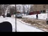 Утро депутата Законодательного Собрания Приморского края после снежной стихии
