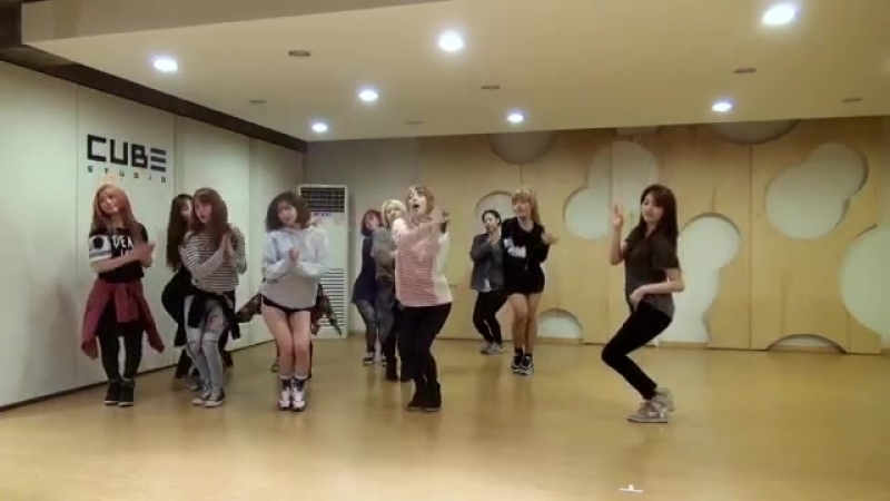 4MINUTE - 오늘 뭐해 (Whatcha Doin Today) (Choreography Practice Video).mp4