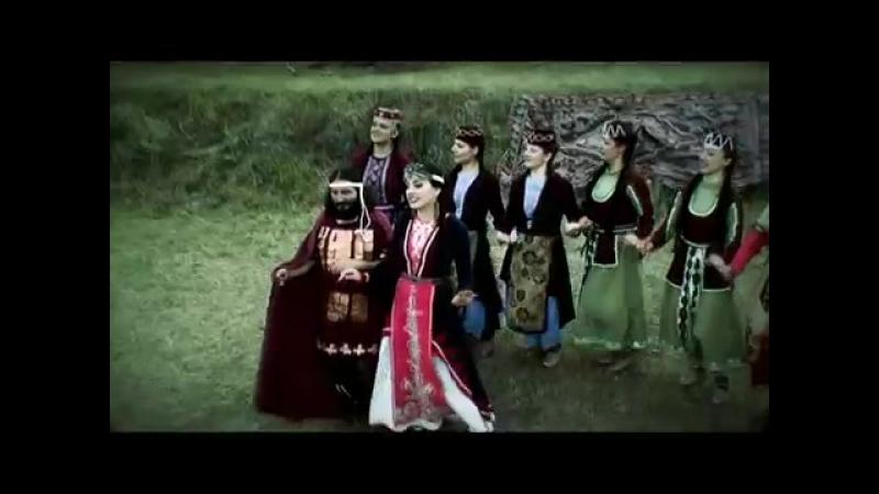 Heghine Avdalyan Andranik Manukyan Hamshena mani Հեղինե Ավդալյան և Անդրանիկ Մանուկյան Համշենա մանի