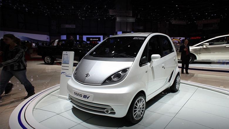 Самый дешевый серийный автомобиль Tata Nano снимают с производства.