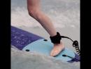 Первая уникальная серф волна в Москве по системе City Wave!