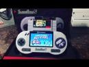 """Игра """"Super Mario All Stars"""" на приставке SupaBoy S"""
