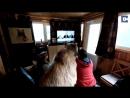 Медведь Степан и его необычная жизнь в русской семье mp4