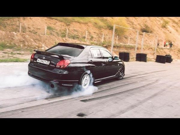 Гражданская Toyota Verossa быстрее Nissan GT-R