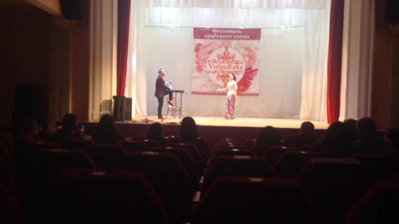 Номинация Живая Табла от Орхана Исмаила- 3 место