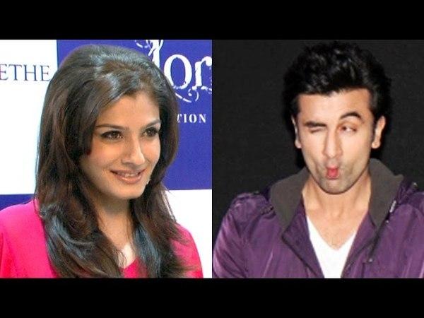 Ranbir Had Crush on Me - Raveena Tandon