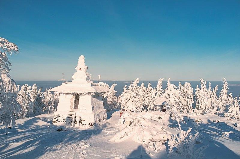 Афиша Ижевск Старый новый год в Уральских горах
