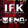 "ДОП: 09.12 - IFK, ENA и др. Клуб ""Театръ"""