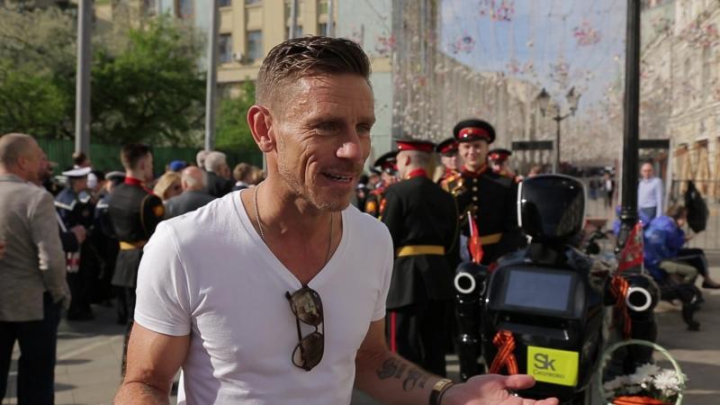 Алан Нильсон, экс-игрок британского футбольного клуба «Тоттенхэм Хотспур»