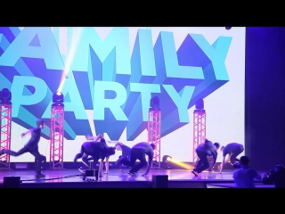 Breakdance (Family Party 2018)