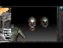 стрим 12 Чемпион Хаоса Вархаммер 40к Лепим торс warhammer40k slaanesh sculpting cosplay craft