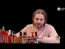Острое интервью с Post Malone перевод Жизнь Ютуб NR