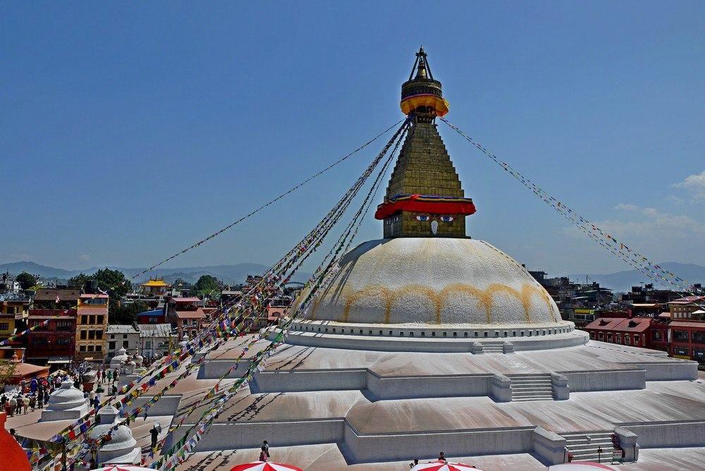 Интерсные факты про Непал, буддизм и прочее