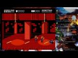 Battletoads Double Dragon (ModeHack L7, ver. 1.3) NES Live stream by Smokey Death De