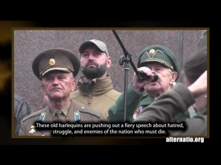 Andrey Vadjra. The Faces of Ukrainian Nazism (#10)