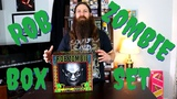 Rob Zombie Limited Edition Career Vinyl Box Set