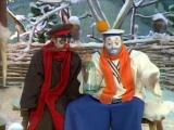 Беличья шуба  Новый год в Деревне Дураков