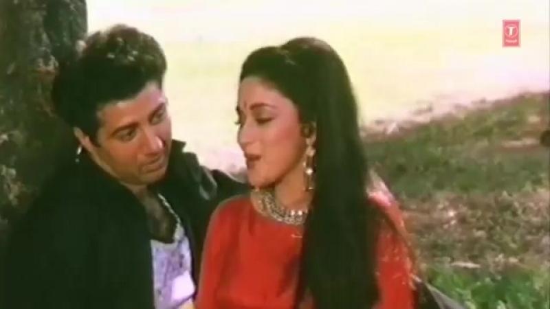 Main Teri Mohabbat Mein - Tridev. Sunny Deol, Madhuri Dixit