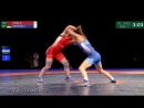 КР-17. ЖБ. Золото. Финал до 55 кг Мария Гурова - Нина Менкенова 2-4 Mана Kүн Калмыкия