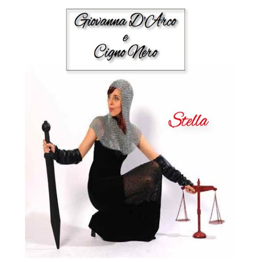 Стелла альбом Giovanna D'Arco e cigno nero