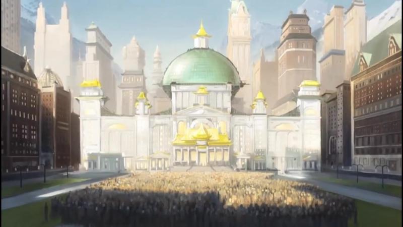The Legend of Korra - Book 1_ Air - Official Trailer