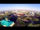 Томск с высоты птичьего полета