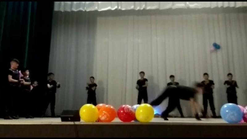 30.04.2018 Осҡондар Темәстә-) Бүреләр
