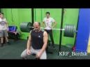 Силовой жим KRF_Berdsk