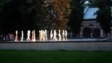 20170720 4K Фонтан возле Тульского академического театра драмы имени А. М. Горького