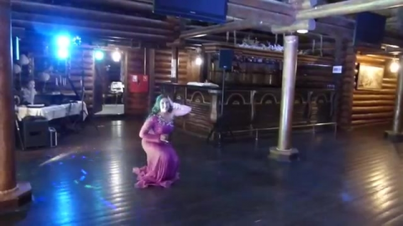 Gabriella Performance at the Imperia restaurant 21123
