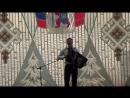 Анатолий Яваев калык мурым муралта Йошкар Оласе концерт гыч ӱжаш