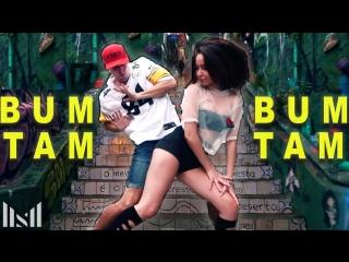 BUM BUM TAM TAM - Jason Derulo X J Balvin Dance - Matt Steffanina #BRAZIL