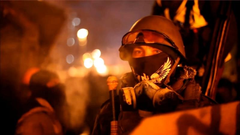 Лица Революции Киев ул Грушевского