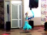 Таисия Ремизова 7 лет Танец с вейлами
