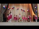 Выступление на 1 городском хореографическом конкурсе (21.04.2018) - Варись, кашка!