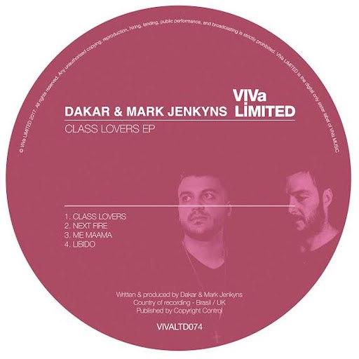 Mark Jenkyns альбом Class Lovers EP