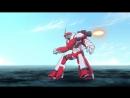 Трейлер к анимационному фильму Aerial battleship Atlantis.