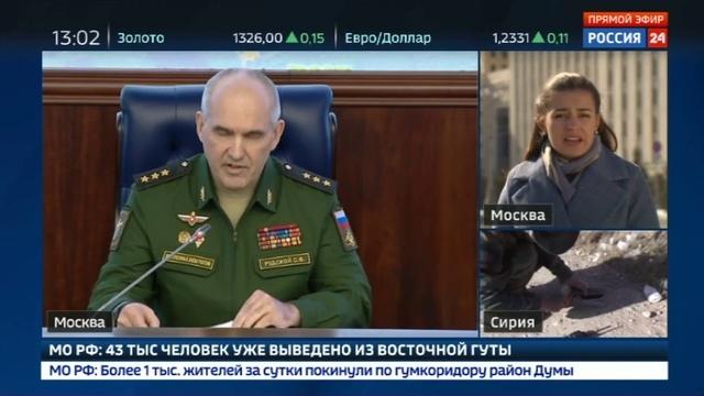 Новости на Россия 24 • Минобороны призвало США допустить в Ракку представителей гуманитарных конвоев
