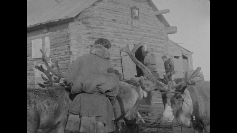 6 Кинохроника Георгий и Екатерина Прокофьевы 1920-1930