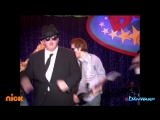Drake Bell and Josh Peck perform as the Blues Brothers! - Drake &amp Josh - Dan Schneider.mp4