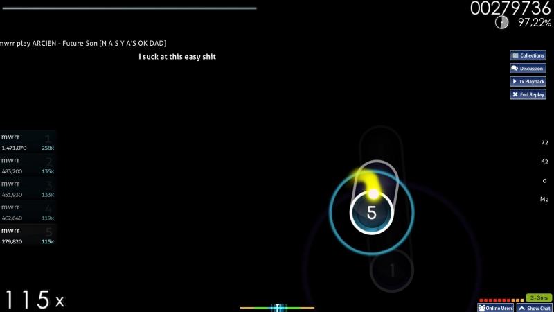 ARCIEN - future son [FC] 95,24% {{❤{mwrr}❤}}