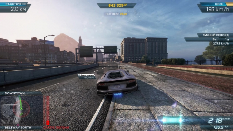 Need for Speed Most Wanted 20127