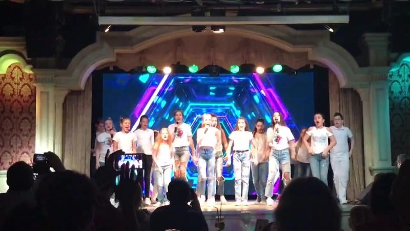 На концерте Александра Рипчанского 31.03.18