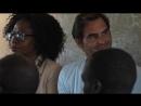 Roger Federer Foundation, Zambia visit