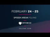 Team Secret ESL One Katowice Invite