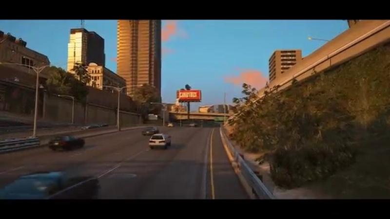 [Vaporwave] ► RED SKIES ✪ A VAPORWAVE STYLE SONG - GTA REDUX Montage